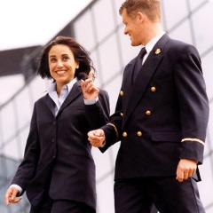 Koopvaardij-uniform