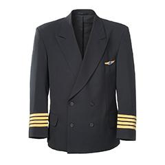 Pilot-uniform