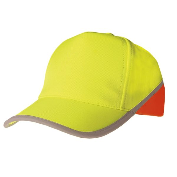 Tricorp-CAP-VR orangeyellow