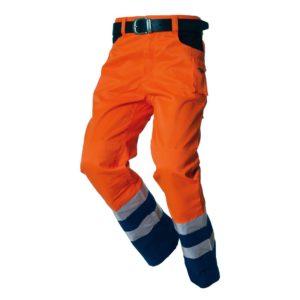 Tricorp-TWE3001 orangenavy actie