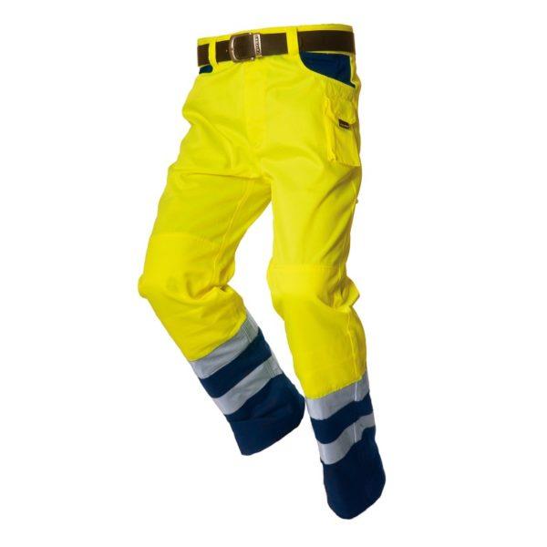 Tricorp-TWE3001 yellownavy actie