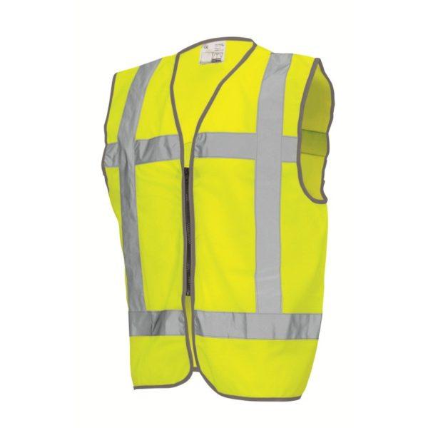 Tricorp-V-RWS-ZIP yellow
