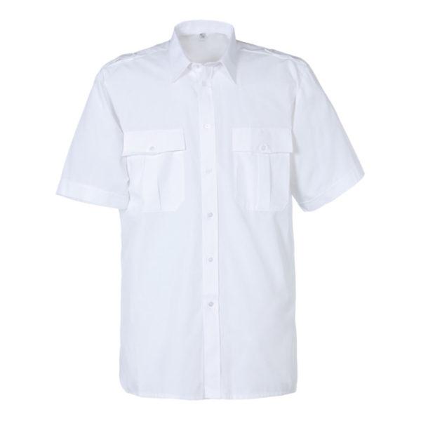 Uniformshirt-Crew-korte mouw