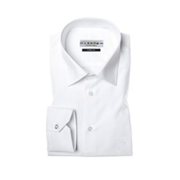 overhemd-ledub-wit-modern-fit
