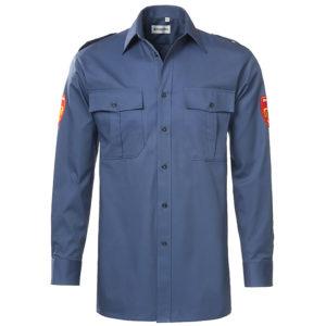 werkhemd-brandweer-langemouw-brandweerlogo