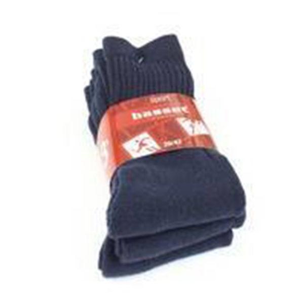 Sportsok-Basset-3pack-Blauw