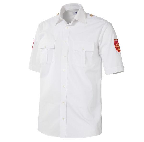 uniformshirt-brandweer-korte-mouw