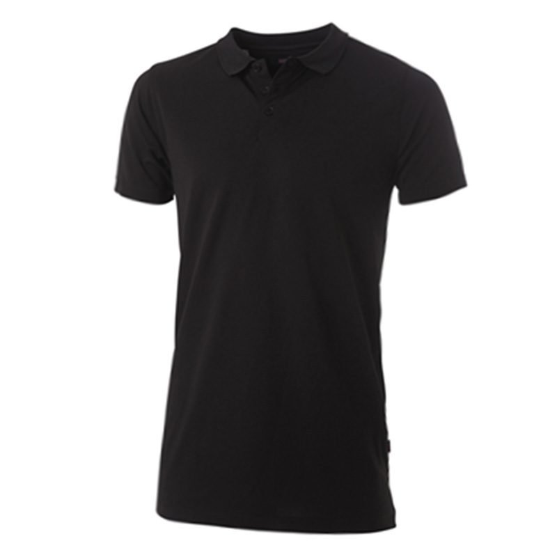Polo-Tricorp-Bamboo-Cooldry-Slim-Fit-Zwart-PBA180