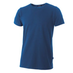 T-shirt-Tricorp-Bamboo-Cooldry-Slim-Fit-Royalblue-TBA180