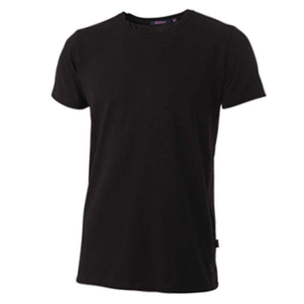 T-shirt-Tricorp-Bamboo-Cooldry-Slim-Fit-Zwart-TBA180