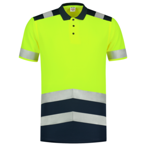 Poloshirt-Tricorp-High-Vis-Bicolor-203007