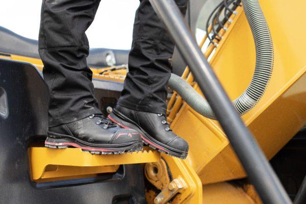 Werkschoen Tricorp Trekker Pro 2.0 Veiligheidsneus